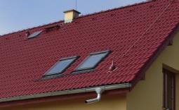 Rekonstrukce střech, klempířství